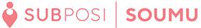 SUBPOSI(サブポジ)SOUMU ロゴ